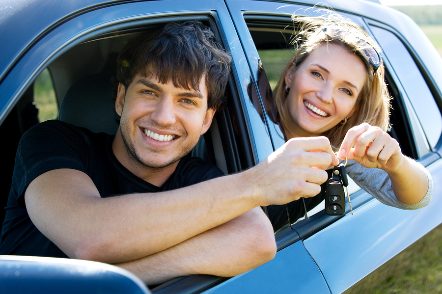 bigstock Happy Couple In New Car 9761591 - FAQs